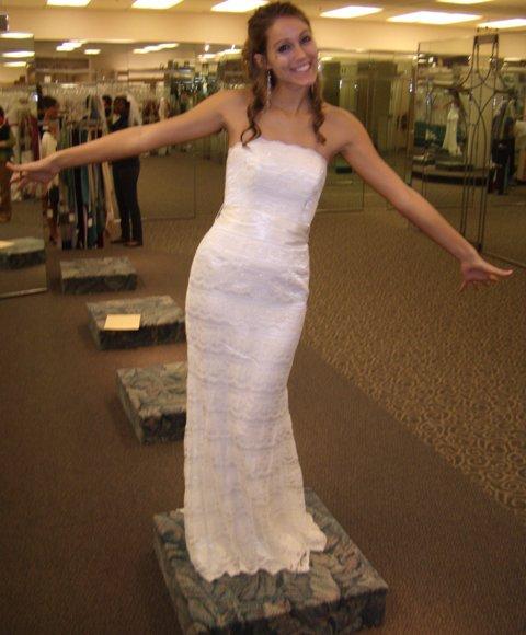 Not a wedding dress