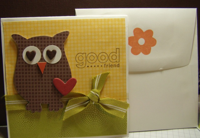 Good friend card 1