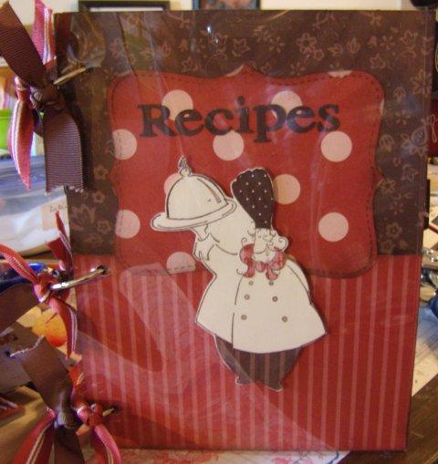 Recipe Book 09