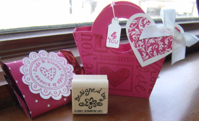 Leadership valentines baskets and blooms box