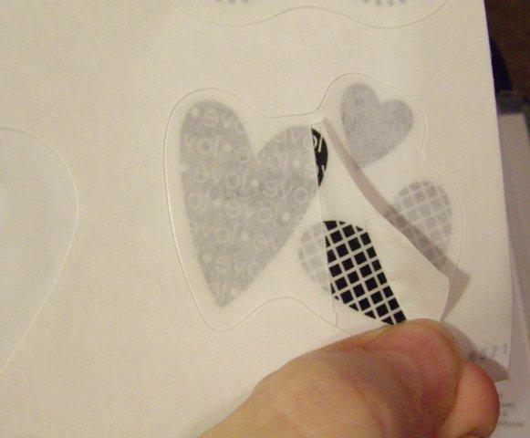 Stamp mounting 4