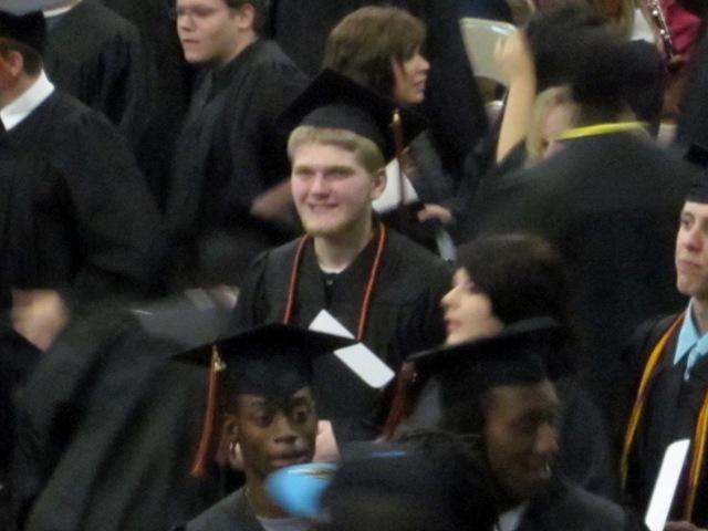 Ben the grad