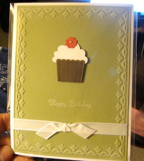 Create a cupcake 4