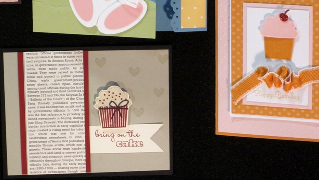Create a cupcake 3
