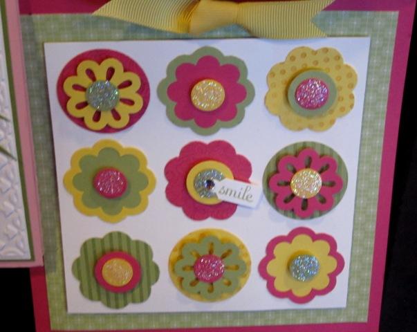 Blossom Bouquet Triple Layer