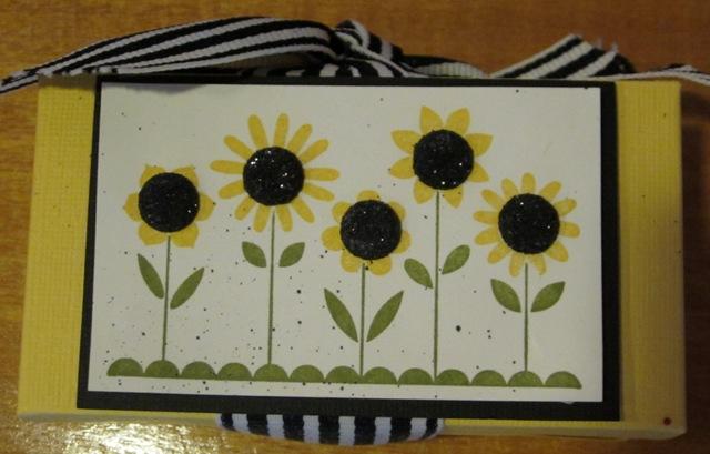 Hello blossoms box