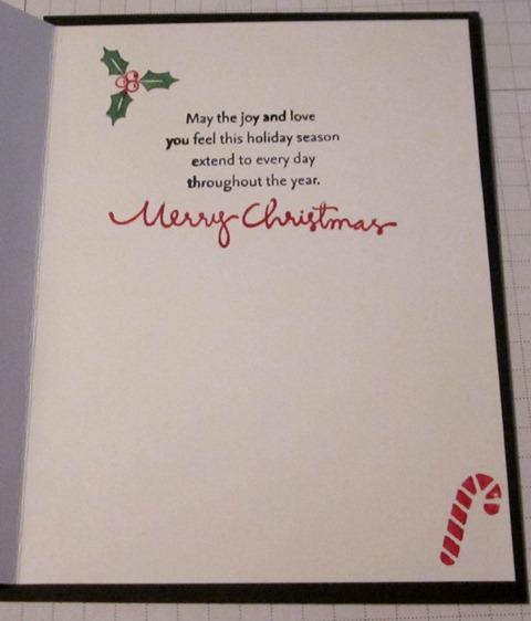 Festive and fun card 2