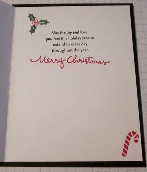 Festive and fun card 2
