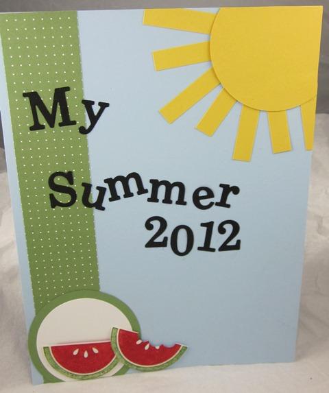 My summer 1