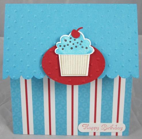 Cupcake pop-up