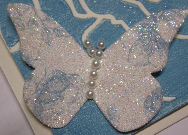Beau chateau butterfly