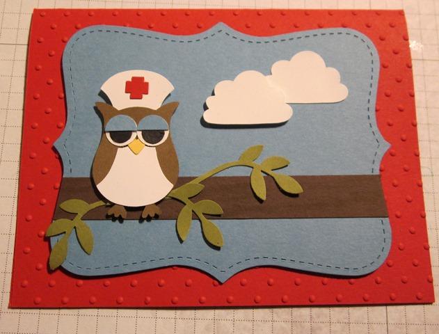Nurse owl 1