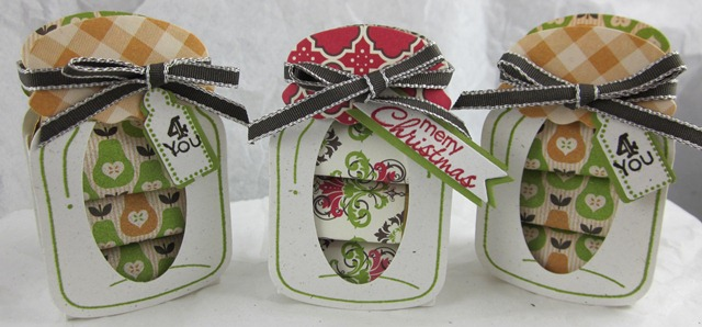 Candy canning jars