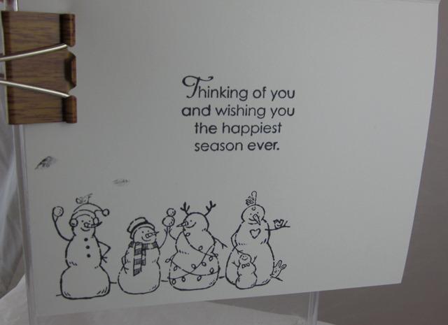 Frosty friends 2