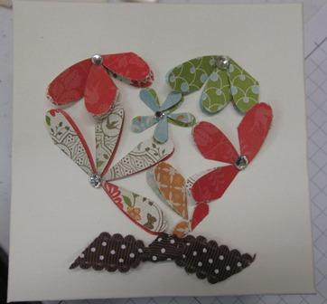 Heart petals