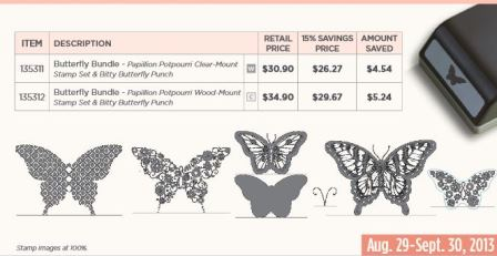 Butterfly bundle two