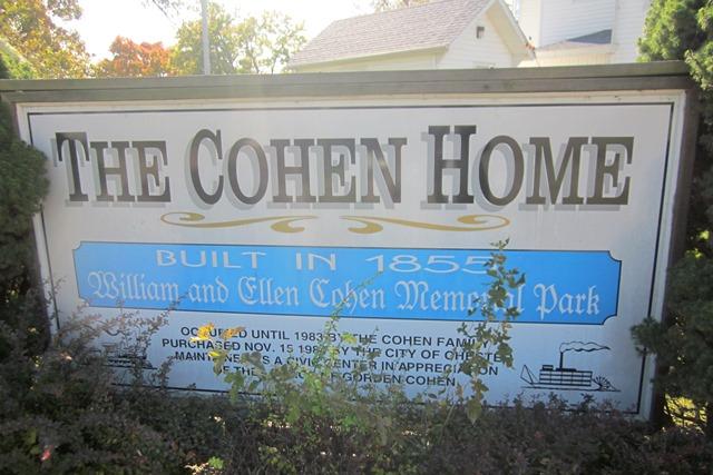 Cohen house 2