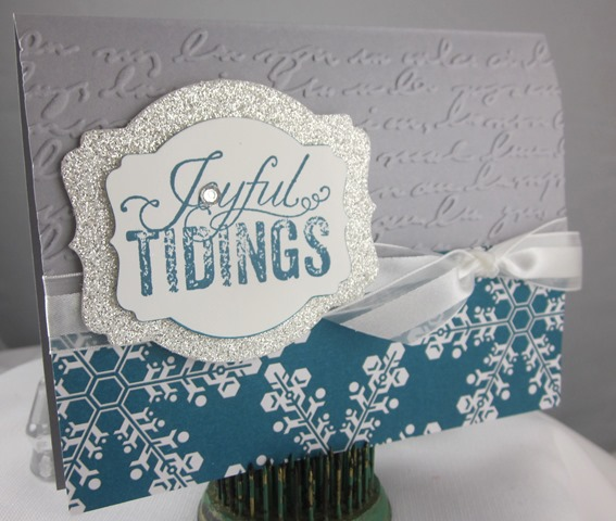 Joyful tidings 1