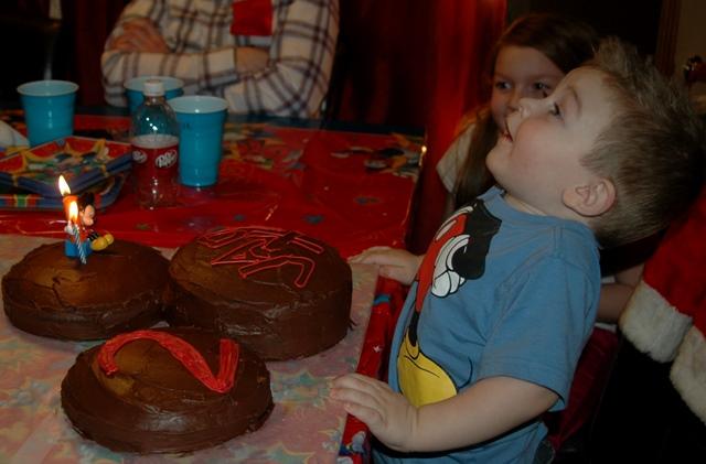 Jaxons 2nd birthday 12