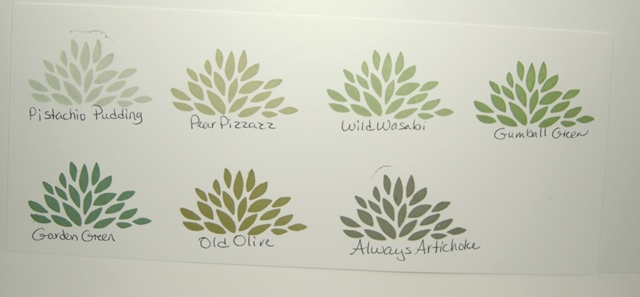Stampin_up_greens