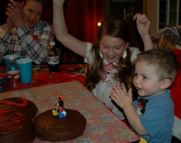 Jaxons 2nd birthday 13