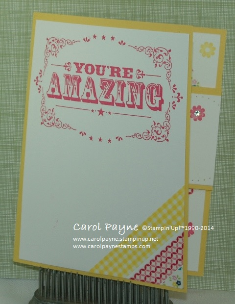 Stampin_up_gingham_garden_youre_amazing_3 - Copy