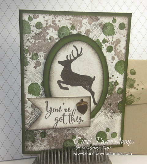 Stampingroxmyfuzzybluesox stampin up jolly christmas goes camo bookmarktalkfo Image collections