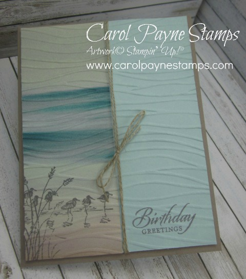 Order Stamps Online >> Stampingroxmyfuzzybluesox: Stampin' Up! Serene Scenery Wetlands!