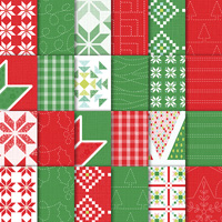 Quilted Christams DSP