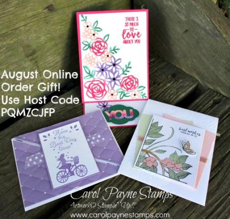 August Online