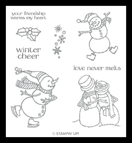 Spirited-Snowmen-Stamp-Set