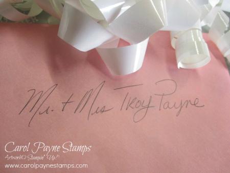 Mr & Mrs Troy Payne