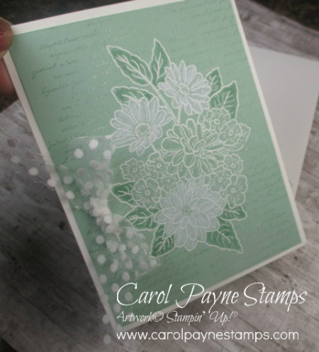 Carol payne stamps june card of the month