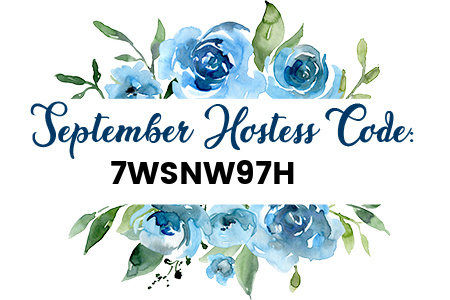 September Host Code Carol Payne Stamps