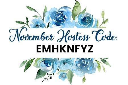 November Host Code